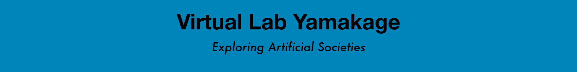Virtual Lab Yamakage
